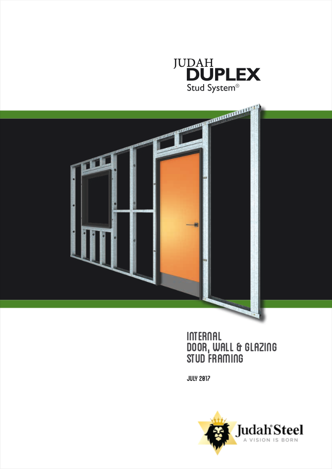 DUPLEX Stud System® Design Manual