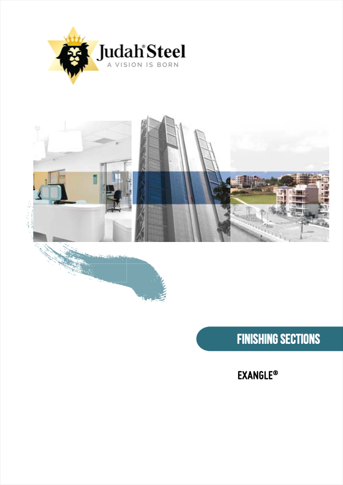 EXANGLE® Plastering Beads Section Of The Judah 2020 Professional Design Manual