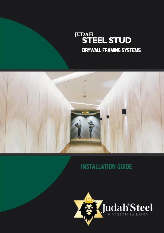 Steel Stud Installation Guide
