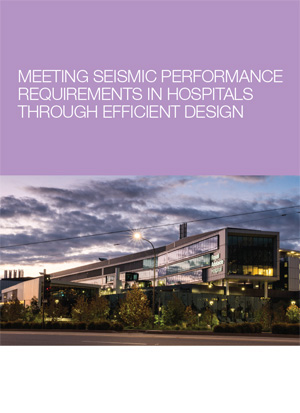 Meeting Seismic Performance Requirements In Hospitals