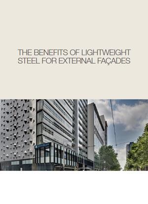 The Benefits Of Lightweight Steel For External Facades (1)